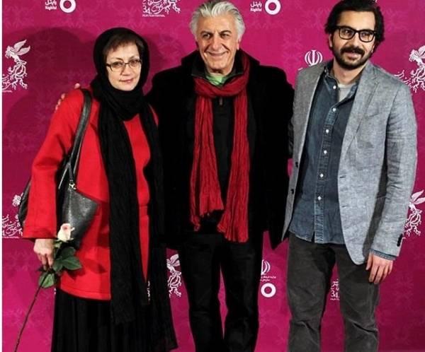 رضا-کیانیان-و-همسر-و-فرزندش