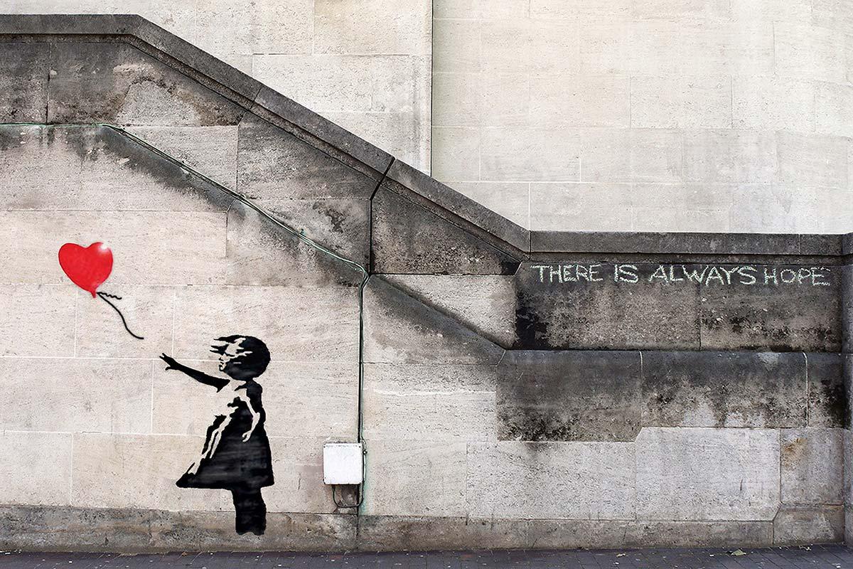 banksy-girl-with-balloon-public-art