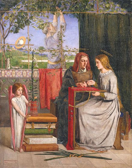 Dante_Gabriel_Rossetti_-_The_Girlhood_of_Mary_Virgin