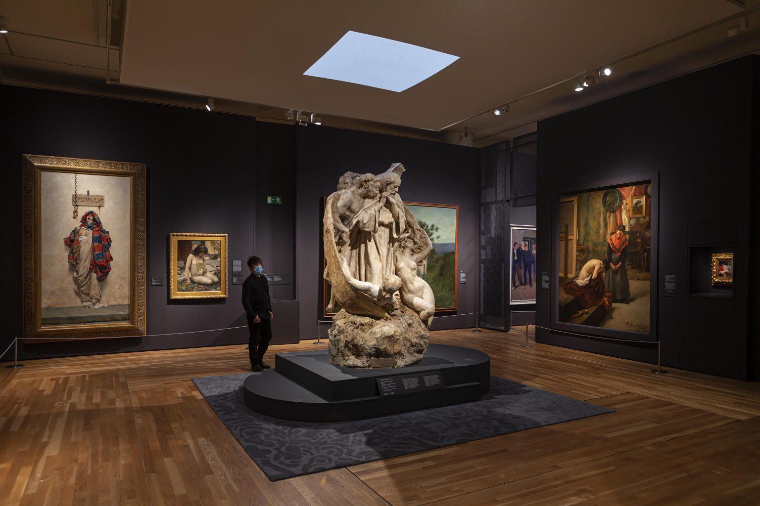Imagen-de-las-salas-de-la-exposicion-Invitadas.-Foto-©-Museo-Nacional-del-Prado-1536x1024