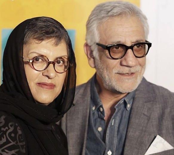 بیوگرافی-مسعود-رایگان-و-همسرش-رویا-تیموریان