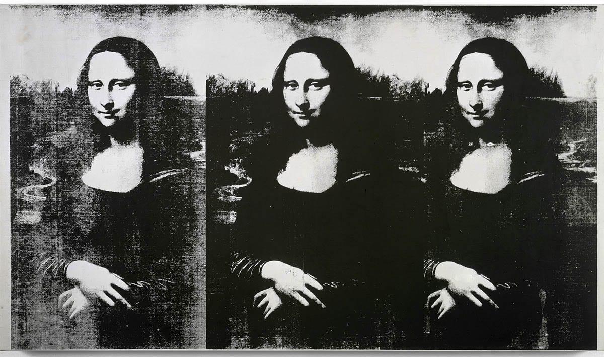 andy-warhol-triple-mona-lisa-lithograph-pop-art