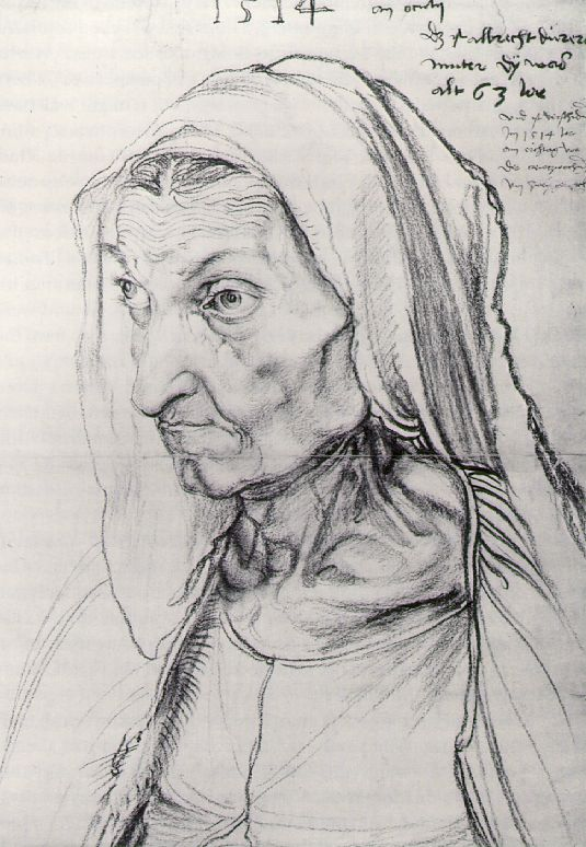 Durer_mother