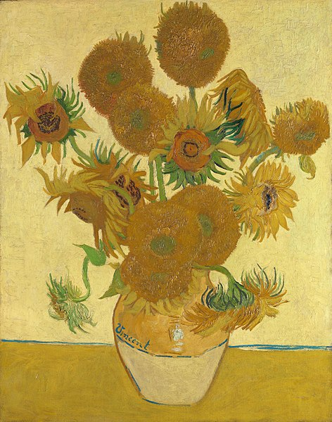 472px-Vincent_van_Gogh_-_Sunflowers_(1888__National_Gallery_London)
