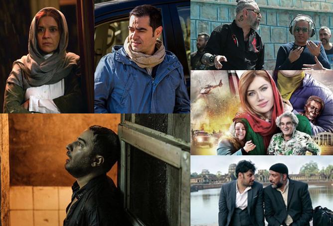 پرفروش ترین فیلم های هفته چهارم اردیبهشت ماه