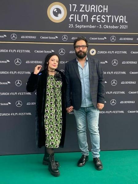 فوتو کال فرش سبز «قصیده گاو سفید» در جشنواره زوریخ برگزار شد