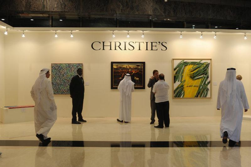 عدم دسترسی به آثار با کیفیت هنر معاصر در خاورمیانه