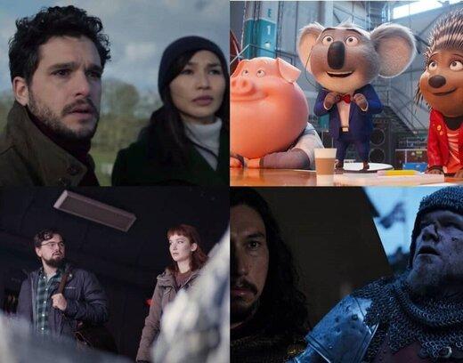 زمان اکران مهمترین فیلمهای جدید هالیوود
