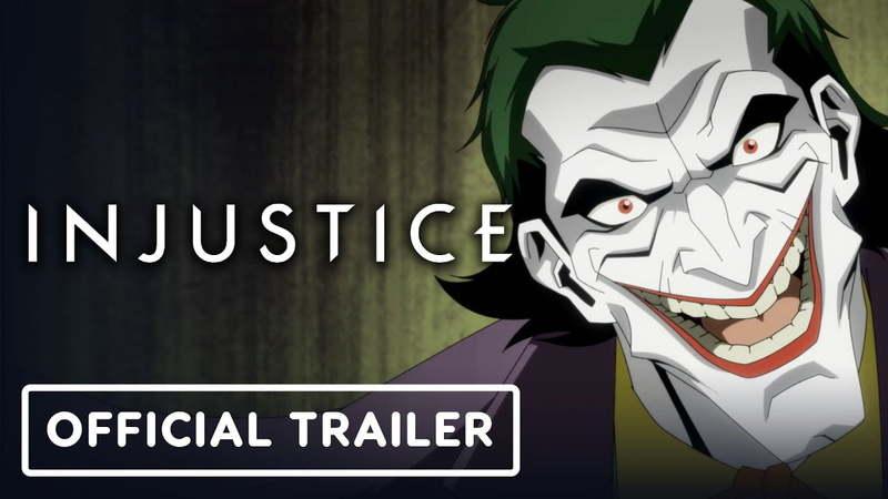 اولین تریلر فیلم Injustice دیسی منتشر شد