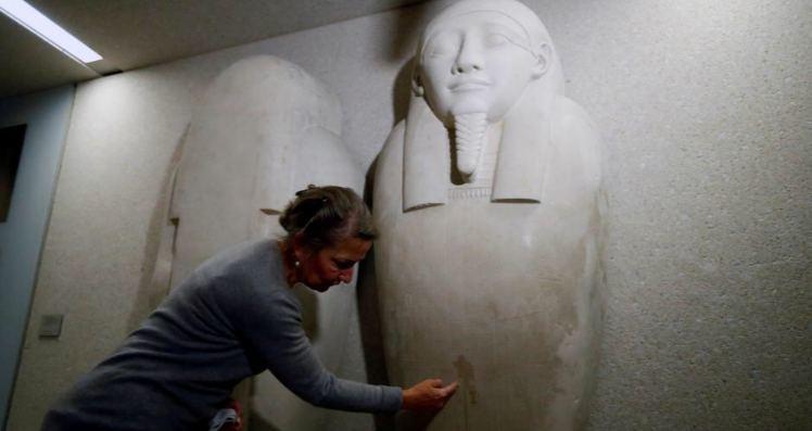 تخریب عامدانهی ۷۰ اثر هنری در جزیرهی موزهها در برلین