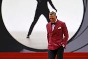 فرش قرمز افتتاحیه فیلم جدید «جیمز باند» با عنوان « وقتی برای مردن نیست»