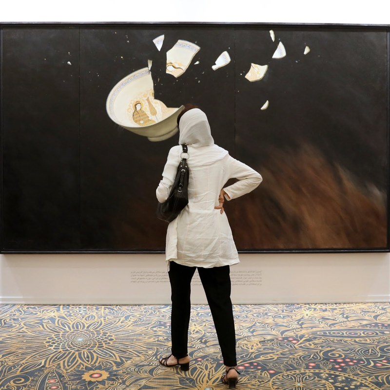 پیامدها در دنیای هنر برای هنرمند مشهور ایرانی زیر سایه جنبش #من_هم