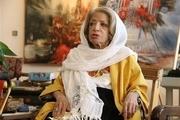 خوشبختانه خانم ایران درودی به کرونا مبتلا نشده است