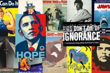 پوسترهایی که جهان را تغییر دادند