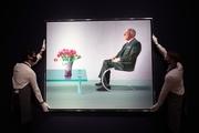 تابلوی دیوید هاکنی در خانه اپرای سلطنتی لندن باقی میماند