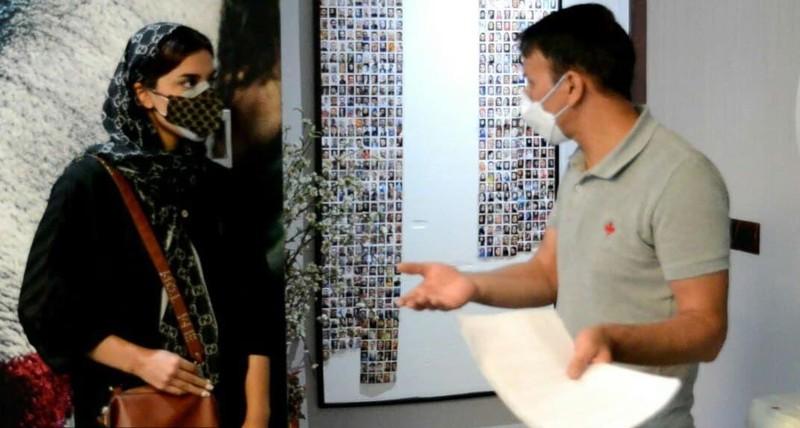 «مِتٌد» در تهران مقابل دوربین میرود