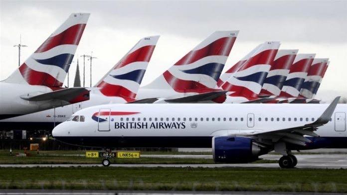 خط هوایی بریتانیا برای گذر از بحران مالی، آثار هنریاش را میفروشد