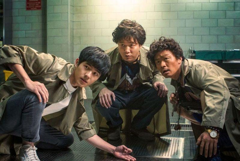 فروش۳۹۳ میلیون دلاری فیلم کمدی چینی در سه روز