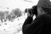 یک هنرمند فرانسوی از عکسهای عباس کیارستمی روایت میکند