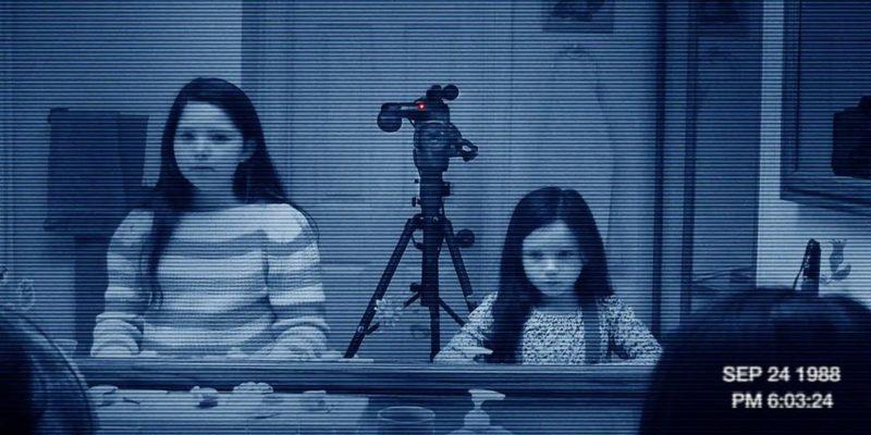 فیلم Paranormal Activity 7 هالووین امسال بدون اکران در سینما از پارامونت پلاس پخش خواهد شد
