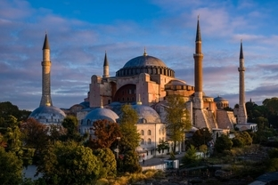 ایاصوفیه با حکم دیوان عالی ترکیه مسجد شد