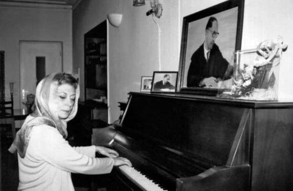 گلنوش خالقی، بانوی پیشکسوت موسیقی درگذشت