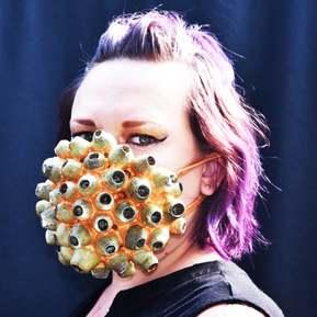 Breathing Apparatus, by Adrienne DeLoe