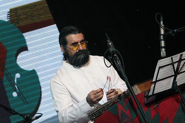 حسین پیرنیا کنسرت خود را لغو کرد