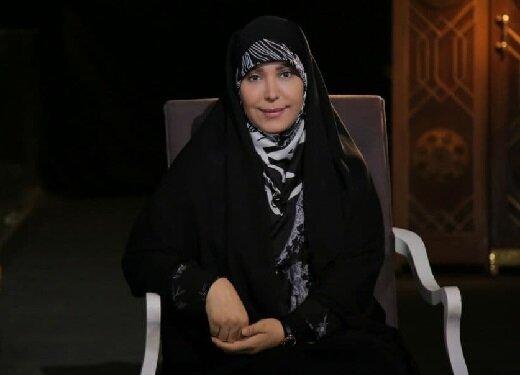 فاطمه محمدی، مجری تلویزیون، از شفای بیماریش توسط امام حسین (ع) خواهد گفت