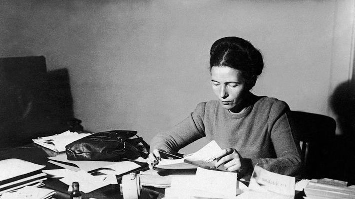 انتشار کتاب سیمون دوبوار بعد از 66 سال