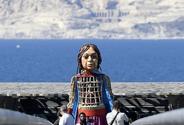 سخت و اسان سفرِ امل عروسکی که نماد کودکان پناهجوی سوری بود