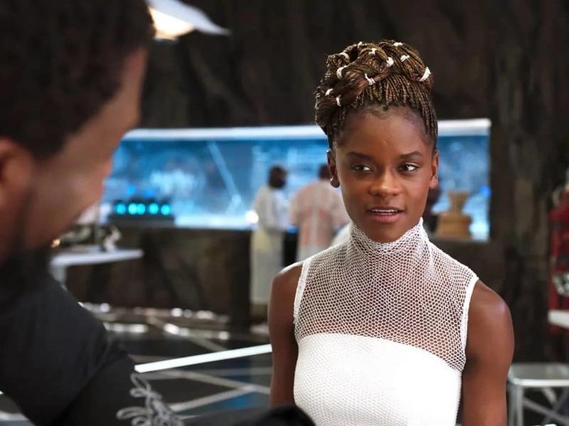 مصدومیت «لاتیشیا رایت» در حین فیلمبرداری Black Panther: Wakanda Forever