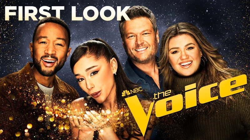 حضور «آریانا گرانده» به عنوان داور مسابقه The Voice