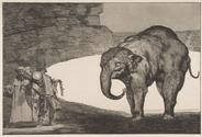 نمایشگاه تخیل گرافیکی فرانسیسکو گویا در موزه متروپولیتن