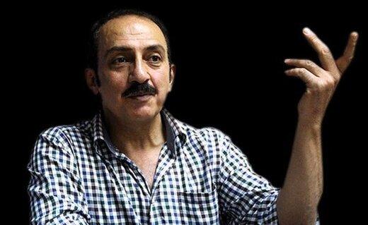 به احمد محمود گفتم محکم بزنید توی گوش من
