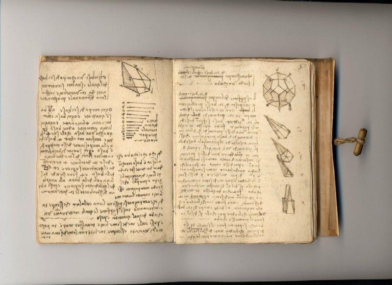 دفترهای لئوناردو داوینچی