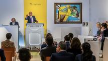 شب ۲۱۲ میلیون دلاری برای فروش هنر مدرن و معاصر خانه حراج کریستیز