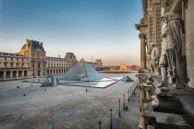 حراج آثار هنری برای کمک به راه اندازی برنامههای فرهنگی جدید در موزه «لوور»