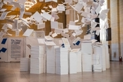 «بدهی داوینچی» چیدمانی هنری که به معضل بدهی دانشجویان امریکایی میپردازد