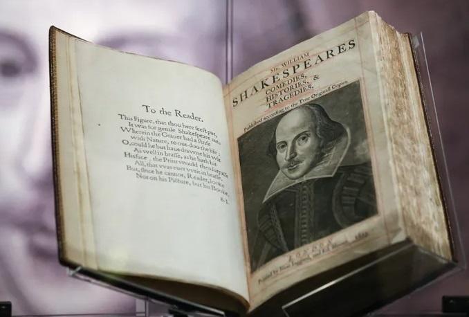 مجرمی در بریتانیا محکوم به خواندن آثار شکسپیر و دیکنز شد!