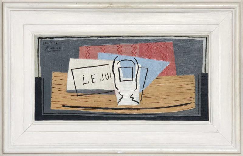 آیا میخواهید برنده خوش شانس یک تابلوی اصل از پیکاسو باشید؟