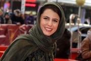 تصاویر غیر رسمی از گریم لیلا حاتمی در سریال