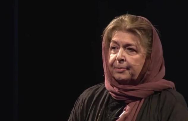 نقد لیلی گلستان به مصاحبه ایرج پارسی نژاد