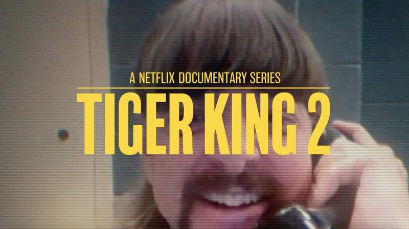 نتفلیکس Tiger King 2 را در سال ۲۰۲۱ پخش میکند