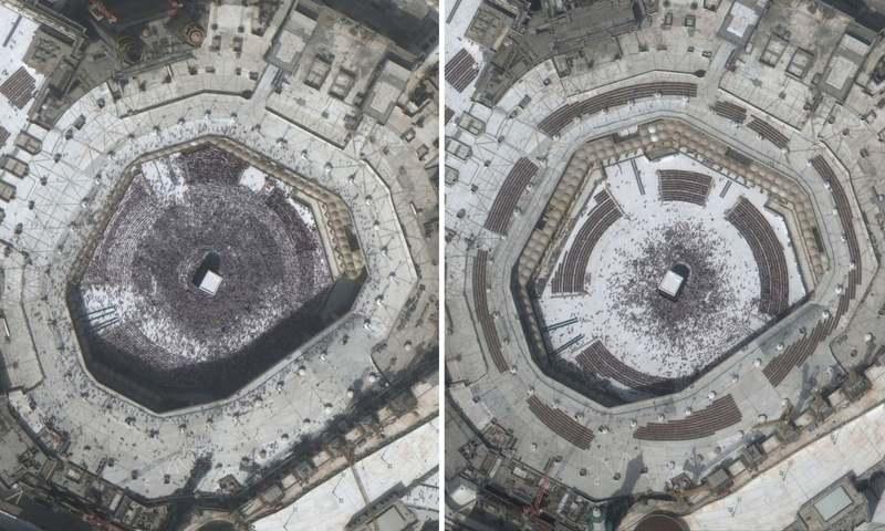 تصاویری از شهرهای خالی از جمعیت به انتخاب گاردین