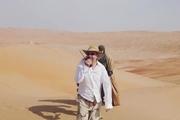 «دنی ویلنوو» از علت انتخاب ابوظبی برای فیلمبرداری صحنههای اراکیس در Dune میگوید