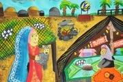 درخشش کودکان ایرانی  در مسابقه نقاشی لیدیسه چک