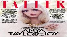 فوتوشاتهای آنیا تیلور جوی برای مجله TATLER