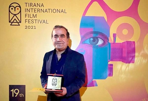 «امتحان» جایزه بهترین فیلمنامه جشنواره «تیرانا» را گرفت