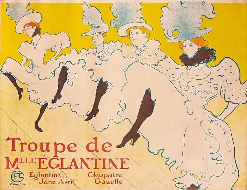 آنری دو تولوز لوترک هنرمند نابغهای که با همنسلانش متفاوت بود